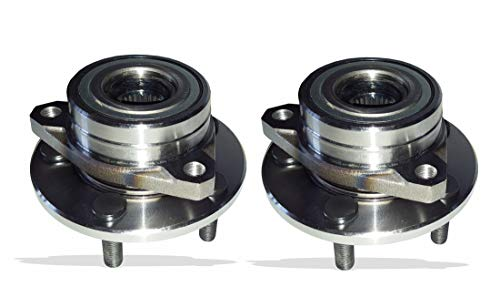 Front Wheel Hub and Bearing Assembly Left or Right works with Ford Taurus Lincoln Continental Mercury Sable Se Sel Gs Platinum Ls Lx Ses Lx Base Svg Sho Spinnaker 1995-2007 All Models (Sable Base)