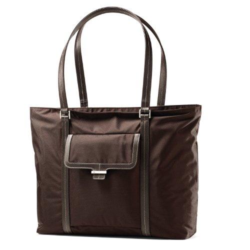 Samsonite Luggage Ultima Laptop Bag, Brown, One Size