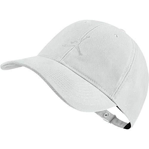 20c7b8293c0b Galleon - Nike Mens Air Jordan Floppy H86 Dad Hat Summit White 847143-121