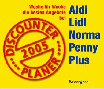 Discounter Planer 2005