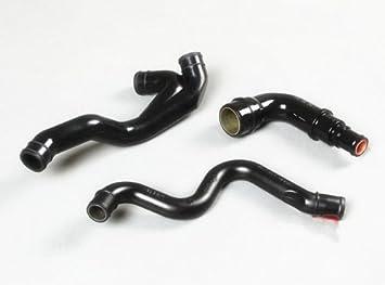 yangcan 3pcs Manguera de ventilación del cárter Sangrado para VW Jetta Golf MK4 Passat Audi 1.8Tubro: Amazon.es: Coche y moto
