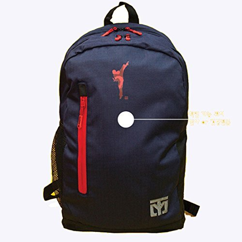 (Mooto Taekwondo Promo Bag S2 Casual School Book Note Equipment Laptop Business Water Resistant Backpack MMA Martial arts Sports Backpacks Bags)