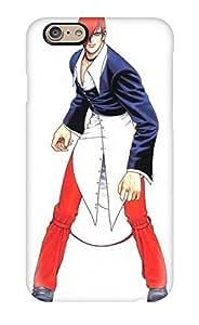DeniseMA Case Cover For Iphone 6 - Retailer Packaging Iori Yagami Comics Anime Comics Protective CaseKimberly Kurzendoerfer