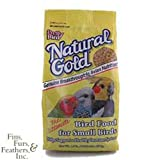 Pretty Bird International BPB74308 Natural Gold Bird Food, Small, 30-Pound