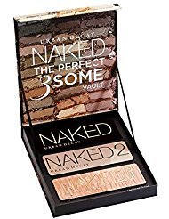 UD Naked Vault, The Perfect 3Some Vault. by Illuminations