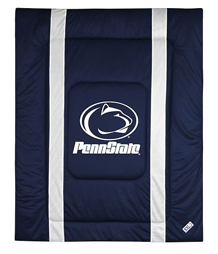 NCAA Penn State Nittany Lions - 5pc BED IN A BAG - Queen Bedding Set by NCAA (Image #2)