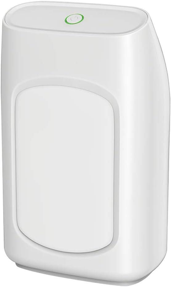 BuBu-Fu Mini Pequeño Deshumidificador, Ultra Silencioso De Alta ...