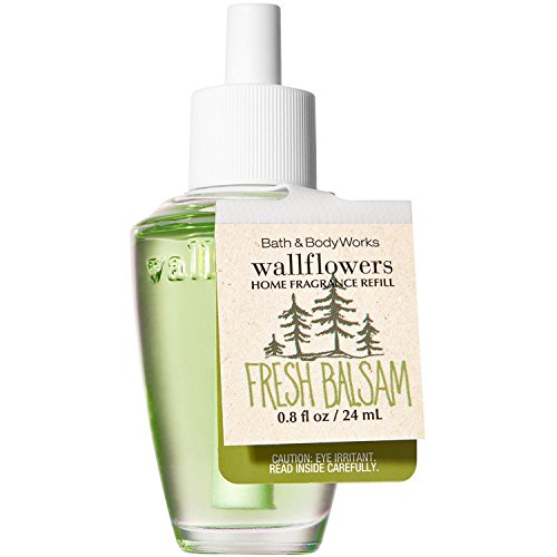 Bath and Body Works Wallflowers Home Fragrance Refill 2017 Holiday Edition (Fresh -