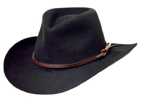 Stetson Mens Bozeman Crushable Cowboy product image