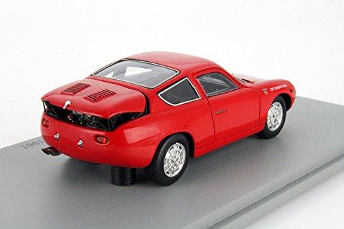 1/43 アバルト フィアット 1000 ビアルベーロ GT1961(レッド) S1301