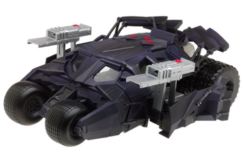 Amazon Com Batman Begins Batmobile Vehicle Toys Games