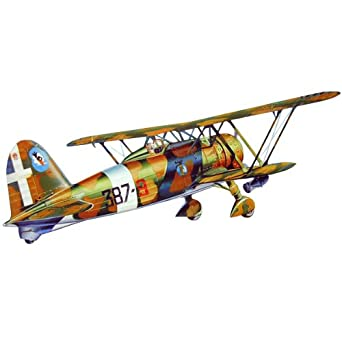 Amazon.com: Italeri Fiat CR.42 AS Model Kit: Toys & Games
