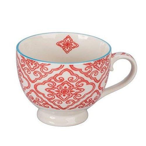 Ooh La La 18 oz. Bandana Mug [Set of 4]