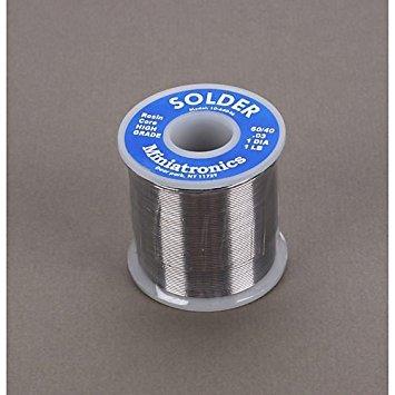(Miniatronics Corp 1064016 Rosin Core Solder 60/40 1 lb )
