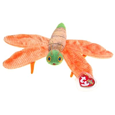 Ty Beanie Babies Glow the Lightning Bug: Toys & Games