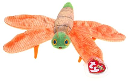 Amazon.com  Ty Beanie Babies Glow the Lightning Bug  Toys   Games 54d95c1a860