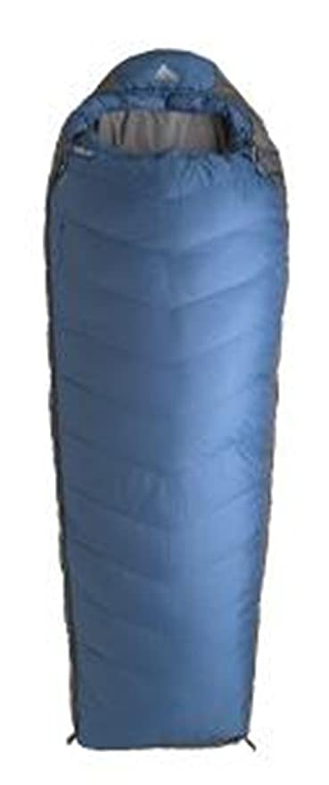 Kelty Luxor 20 Grados Saco de Dormir, Hombre, Mid Blue
