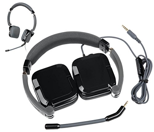 NEW Stereo Chat Headset Videogame Accessories