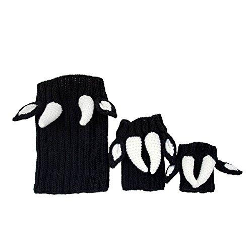 Zoo Snoods Bull Dog Costume - Neck Ear Warmer Headband Protector (Medium) by Zoo Snoods (Image #6)