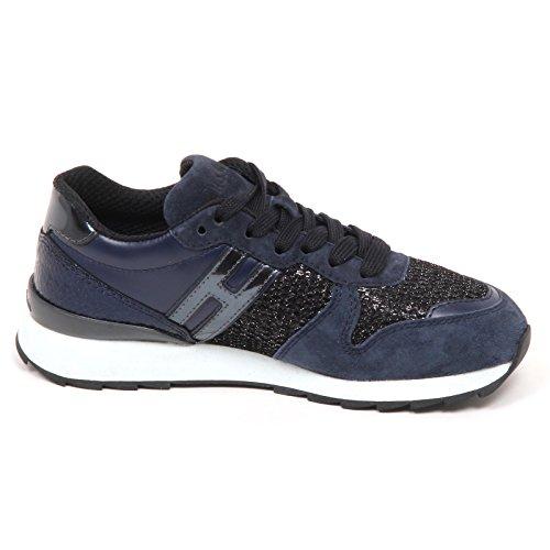 Shoe R261 Woman Scarpe Donna E4580 Blu Hogan Blu Sneaker wAIPaHqY