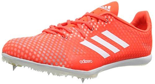 逃げる単語満員adidas Adizero Ambition 4 Mens Running Spikes / Sneakers [並行輸入品]