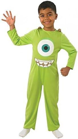 Monstruos University - Disfraz infantil de Mike para niño, Talla 3 ...