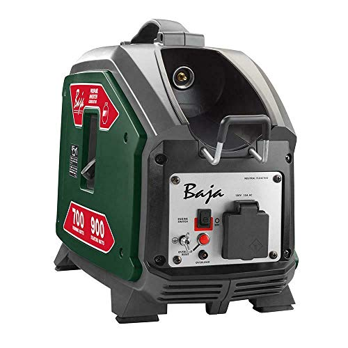 Baja 900-Watt Propane Powered Inverter Generator, BAI911LP