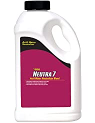 Package Of 8 SP47N Pro Products Neutra 7 Acid Water Neutralizer