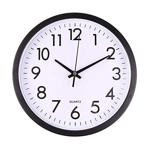 Euone Clearance Sales,Silent Sweep Modern Graceful Desk Creative Simple Digital Clock
