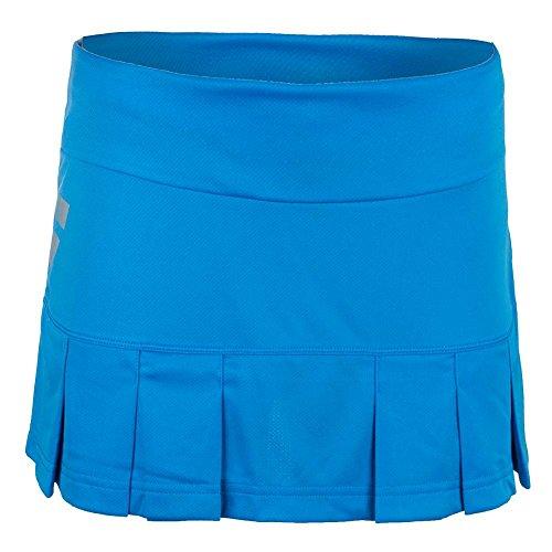 BABOLAT Women`s Core Long Tennis Skirt Drive Blue - (3WS17082-132S17)