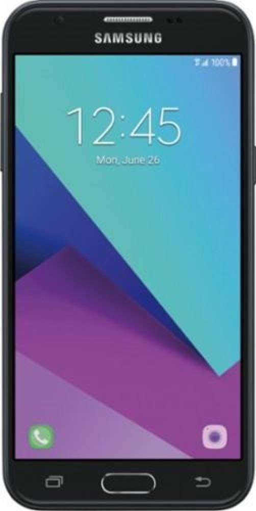 "Samsung Galaxy J3 Prime J327A | (16GB, 1.5 RAM) | 5"" Full HD Display | Dual Camera | 2,600 mAh Battery | Android 7.0 Nougat | 4G LTE | GSM Unlocked Smartphone - (Black)"