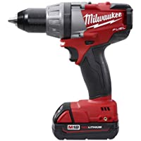 Milwaukee 2603 22Ct Fuel Drill Driver Review