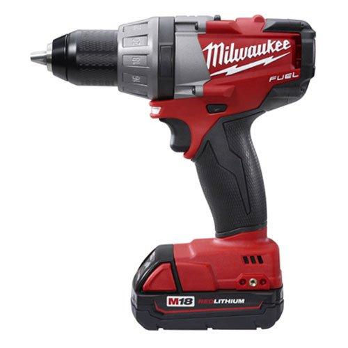 Milwaukee 2603-22CT M18 Fuel Drill Driver Kit W/2 Cmpt Bat