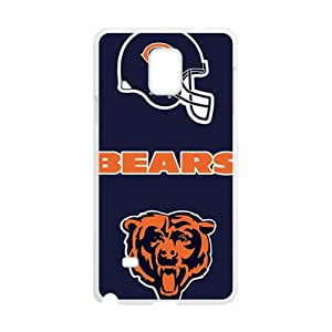 Personal Customization Chicago Bears Cell Phone Case for Samsung Galaxy Note4