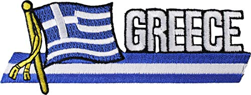 Greece - Country Flag Patch