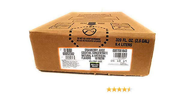 soda fountain syrup box 2.5 Bag in a Box Post-Mix, Big Red