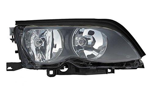(Halogen Headlight Headlamp Passenger Right for BMW 3 Series Sedan Station Wagon)
