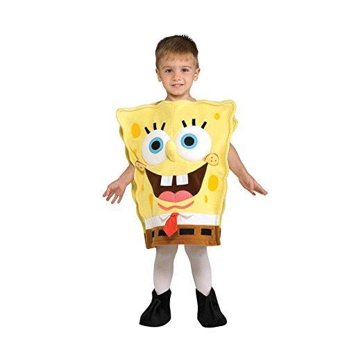 Child's Spongebob Squarepants Costume, Toddler by SpongeBob SquarePants