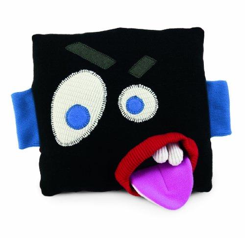 Monster Pillow - Manhattan Toy Kreecher Kids Travel Pillow - Monster Pillow for Kids - Hank