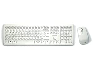 piano white wireless keyboard and mouse set computers accessories. Black Bedroom Furniture Sets. Home Design Ideas
