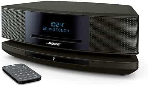 Bose Wave SoundTouch Music System IV- Espresso Black, Compatible with Alexa