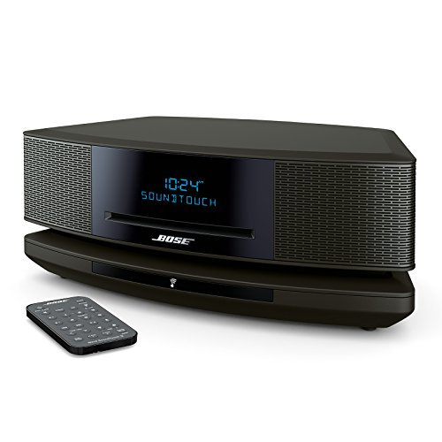 (Bose Wave SoundTouch Music System IV, works with Alexa, Espresso Black)