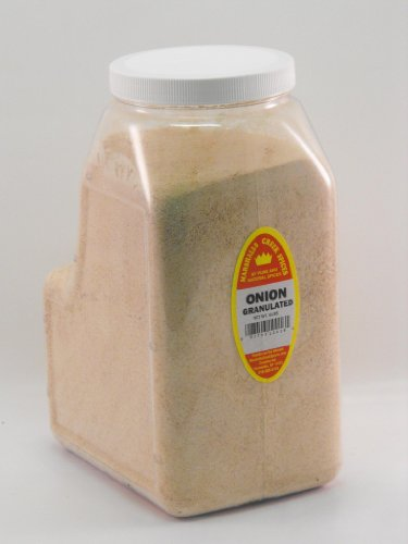 ONION POWDER GRANULATE 6 LB. JUG RESTAURANT SIZE