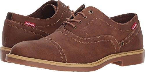 Tan Essex Shoes UL Levi's Mens Dark Hqfw6XfYx