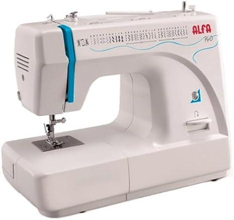 Máquina de Coser Alfa 740: Amazon.es: Electrónica