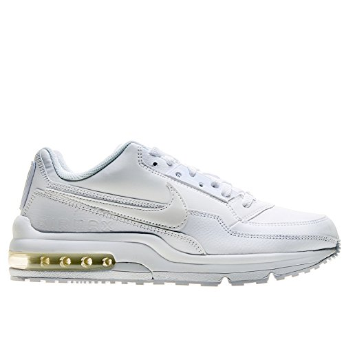 Nike Air Max LTD 3 Men's Running Shoes (14 D (M) US, White