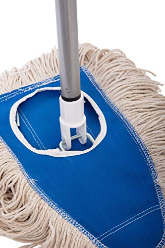 Fuller Brush Dry Mop Head With Frame & Adjustable Telescopic Handle (Dry Mop Complete) by Fuller Brush (Image #7)