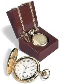 Kentucky Wildcats Men's 18K Pocket Watch w/ Presentation Box
