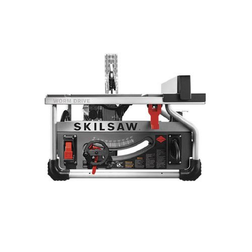 SKILSAW SPT70WT-RT 10 in. Benchtop Worm-Drive Table Saw (Certified Refurbished)