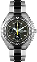 Pulsar Men's PF3649 Chronograph Stainless Steel Watch